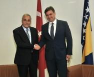 TARıM - Bakan Fakıbaba, Bosna Hersek Bakanlar Kurulu Başkanı İle Görüştü