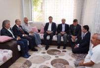 Bakanı Çelik'ten Şehit Polis Erhan Konuk'un Ailesine Taziye Ziyareti