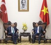 SINGAPUR - Başbakan Yıldırım, Vietnam Başbakanı İle Görüştü
