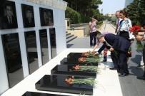 TÜRK ŞEHİTLİĞİ - Başkan Çetin Azerbaycan'ı Ziyaret Etti