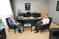 İL JANDARMA KOMUTANLIĞI - Başkan Kösemusul Albay Yiğit'i Ağırladı