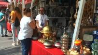 ÇANAKKALE ZAFERI - Beyoğlu'nda 'Antika Festivali' Başladı
