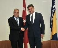 TARıM - Bosna Hersek Bakanlar Kurulu Başkanı İle Görüştü