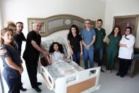 MUSTAFA ÜNAL - Boynu Ağrıyan Kadın Ölümden Döndü