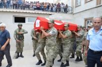 CEBRAIL - Burun Ameliyatının Ardından Hayatını Kaybeden Asker Toprağa Verildi