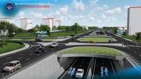FUZULİ - Büyükşehir Belediyesi Ulaşım Projelerine Devam Ediyor