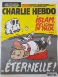CHARLİE HEBDO - Charlie Hebdo'dan Yine İslam'a Hakaret Eden Kapak