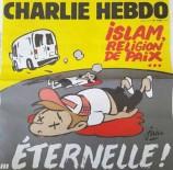 CHARLİE HEBDO - Charlie Hebdo yine İslam'ı hedef aldı