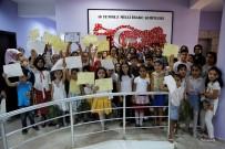 CİZRE BELEDİYESİ - Cizre'de Kur'an Kursu Mezunlarına Sertifikaları Verildi