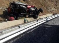 MEHMET TATAR - Elazığ'da Arazöz Devrildi Açıklaması 1 Ölü