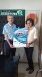 KıZKALESI - Erdemli Belediyesinden Kırşehirli Gazetecilere Yarışma Daveti