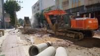 ASBEST - Eski Kahta Caddesindeki Altyapı Çalışmalarında Sona Gelindi