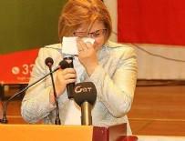 YÜKSEKÖĞRETİME GEÇİŞ SINAVI - Fatma Şahin kürsüde gözyaşlarına boğuldu