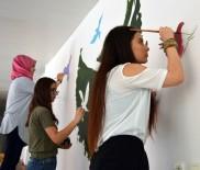 TURGAY ŞIRIN - Geleceklerini Tuvale Çiziyorlar