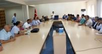 İŞ VE MESLEK DANIŞMANI - Hakkari'de SGK Ve İŞKUR Tarafından Bilgilendirme Toplantısı Düzenledi
