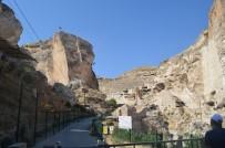 YUSUF SAĞLAM - Hasankeyf Kalesinin Güçlendirilmesi Projesinin Güvenlik Toplantısı Yapıldı