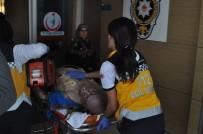 KALP MASAJI - Hırsızlıktan Aranan Araçta Kalp Krizinden Öldü