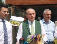 ALIBEYKÖY - İBB Başkanı Kadir Topbaş'tan 'Sağlık Sorunu' İddialarına Yanıt