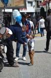 HELYUM GAZI - İHA Uçan Balon Tehlikesine Karşı Uyarmıştı