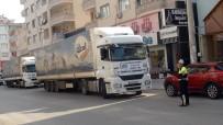 SARıCAN - İHH Suriye'ye 50 Ton Su Gönderdi