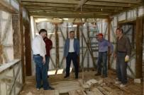 ALINUR AKTAŞ - İnegöl'de 7'Nci Mahalle Konağının Restorasyonu Başladı
