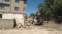 BOSTANIÇI - İpekyolu Belediyesi, Metruk Yapıların Yıkımına Başladı