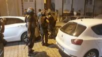 GÜVENLİK ÖNLEMİ - İstanbul'da Helikopter Destekli 'Torbacı' Operasyonu