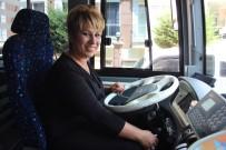 TOPLU ULAŞIM - Ivanka Trump'ın Övgüyle Bahsettiği Kadın Şoför Konuştu