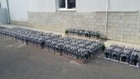 TÜRK LIRASı - Jandarmadan Kaçak İçki Operasyonu