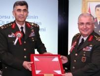 ZEKI ÇOLAK - Kara Kuvvetleri Komutanlığı'nda devir teslim