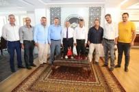 GESI - Kayabağ Yardımlaşma Ve Dayanışma Derneği Başkan Büyükkılıç'ı Ziyaret Etti