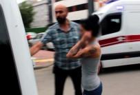 APARTMAN YÖNETİCİSİ - Kiracı Kadın Tabancayla Apartman Yöneticisini Vurdu