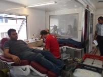 KAN GRUBU - Kızılay'dan Kan Bağış Kampanyası