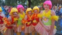 ÇEK CUMHURIYETI - Macaristan'daki Çiçek Karnavalında Edirne Ezgileri