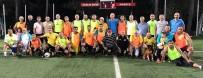 MEHMET GÜNEŞ - Mas-Der Uluslararası Dünya Barış Kupasına Hazırlanıyor