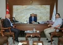 İHLAS - MHP Özalp İlçe Başkan Yardımcısı Baltacı'dan Vali Zorluoğlu'na Ziyaret