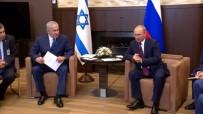 İRAN - Netanyahu'dan Putin'e İran Uyarısı