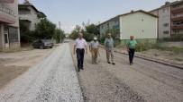 Osmancık Belediyesi'nden Asfalt Seferberliği