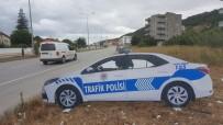POLİS ARACI - Samsun'da Maket Trafik Polis Araçları Yollarda