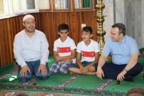 KURAN KURSU - Siirt Belediye Başkan Vekili Taşkın Kur'an Kursu Öğrencilerini Ziyaret Etti