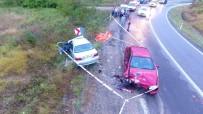 Sinop'ta Trafik Kazası Açıklaması 1 Ölü, 6 Yaralı