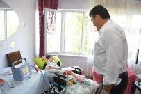 MUSTAFA DÜNDAR - SMA Hastası Muhammet'e Başkan Dündar'dan Yardım Eli