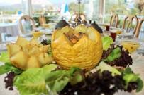 SARAY MUTFAĞI - Sultanların En Çok Sevdiği Yemek 'Kavun Dolması'