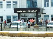 BELEK - Taksicinin Ölümüyle İlgili 2 Kişi Tutuklandı