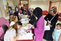 TUZLA BELEDİYESİ - Tuzla Belediyesi Anne Çocuk Eğitim Merkezi Yeni Dönem Kayıtlarına Yoğun İlgi
