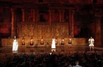 DEVLET OPERA VE BALESI - Uluslararası Aspendos Opera Ve Bale Festivali 2000 Yıllık Antik Tiyatroda Başladı