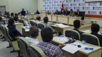 KATI ATIK TESİSİ - Vali Zorluoğlu'nun İlk Muhtarlar Toplantısı