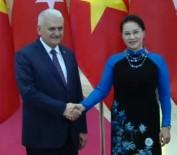VIETNAM - Yıldırım, Vietnam Meclis Başkanı Ngan İle Görüştü