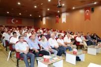 KARANTINA - '2017 Samsun Tarım Fuarı' Hazırlıkları Başladı