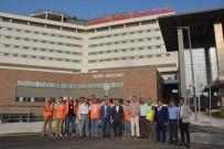 ONKOLOJİ HASTANESİ - Adana Şehir Hastanesi Açılış İçin Gün Sayıyor